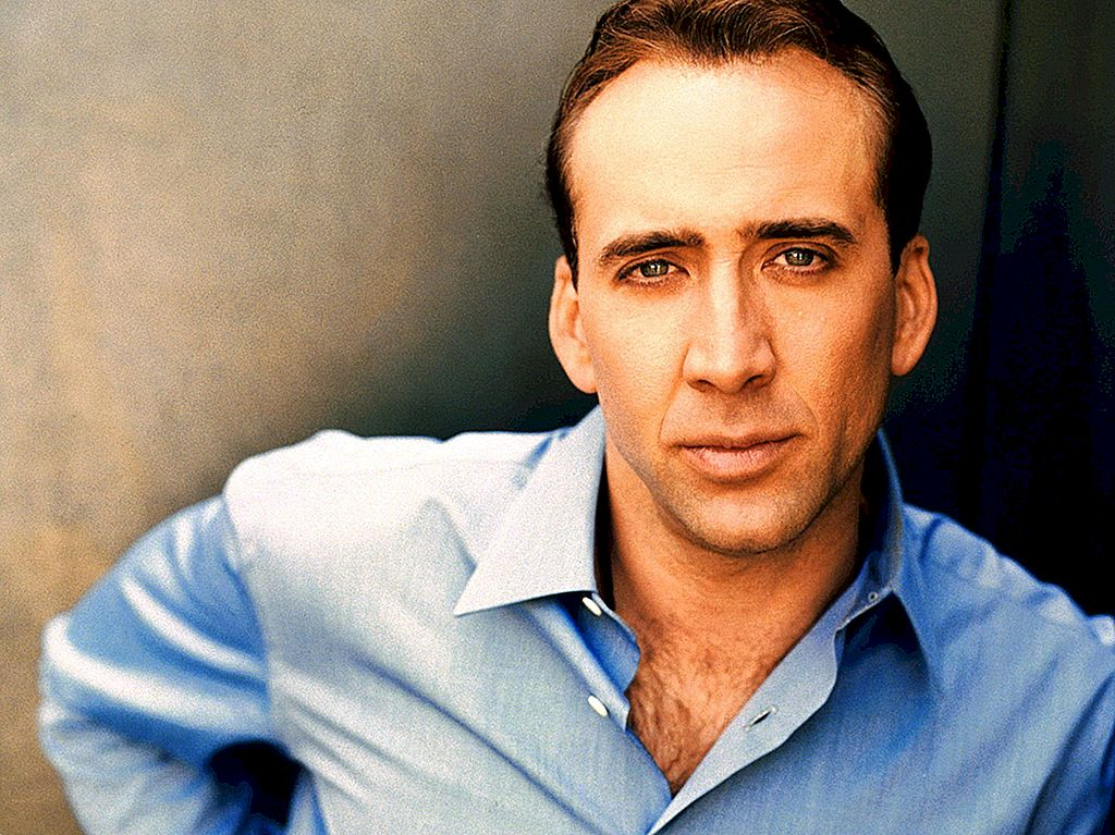 "29 ""The-Top-Facts"" apie Nicolas Cage."