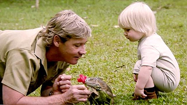 41 Wild Facts Steve Irwin-ről.