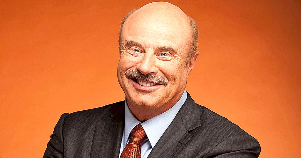 30 Behind-the-Scenes Fakta mengenai Dr. Phil.