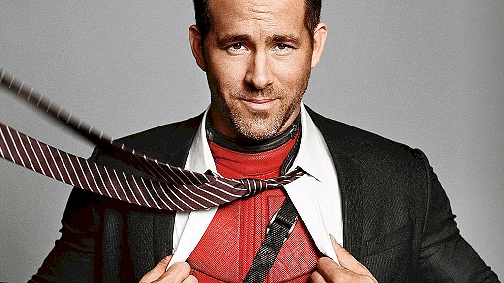 25 Sarcastic Facts o Ryan Reynolds