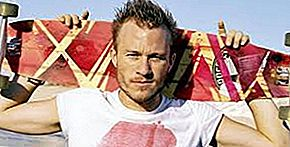 45 Fakti par Heath Ledger