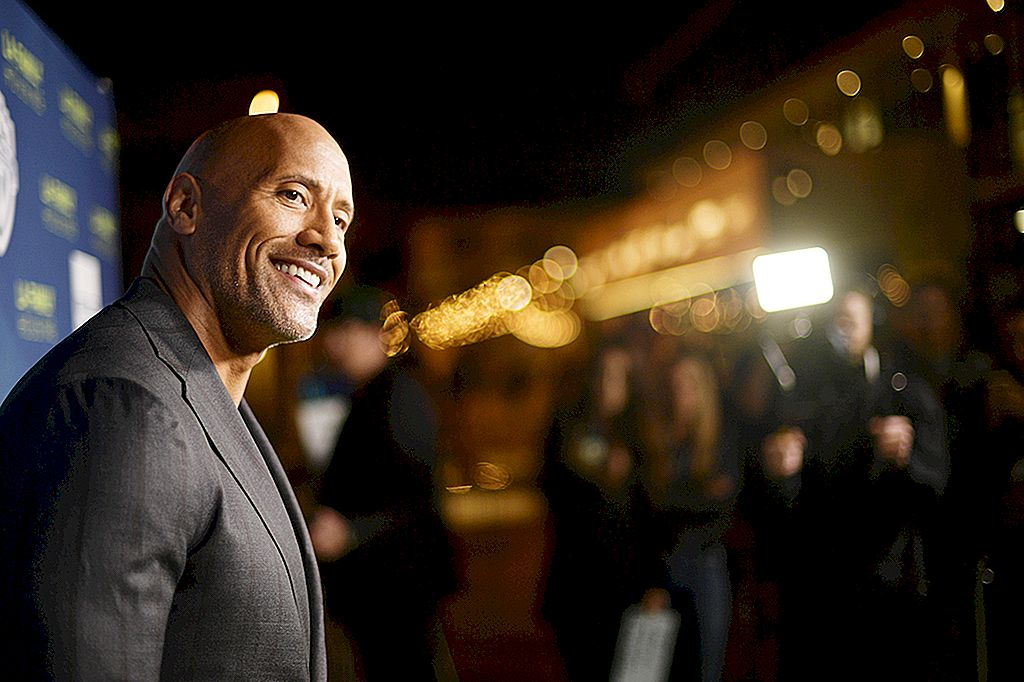 28 Rock-Solid fakty o Dwayne Johnson