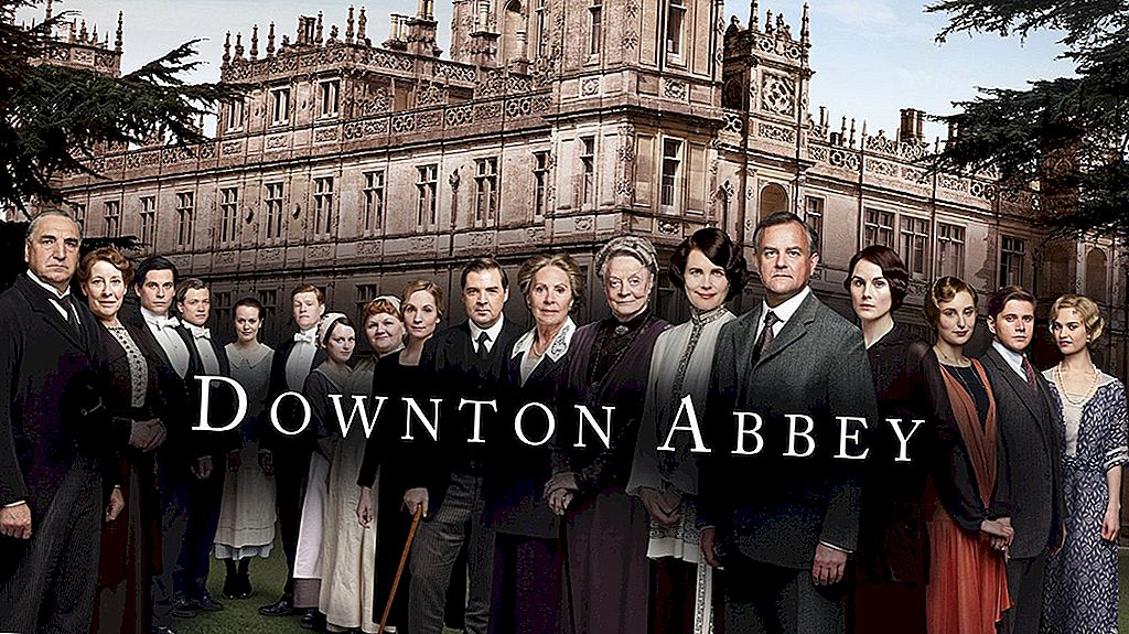 24 Posh fakty o opátstve Downton