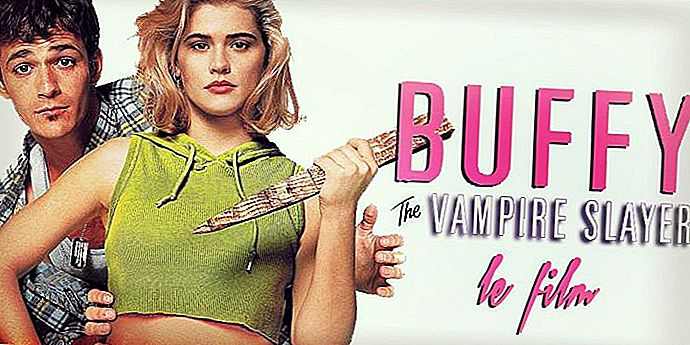 48 Fakty na temat Buffy the Vampire Slayer.